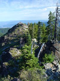Bolan Lookout from Althouse Mountain