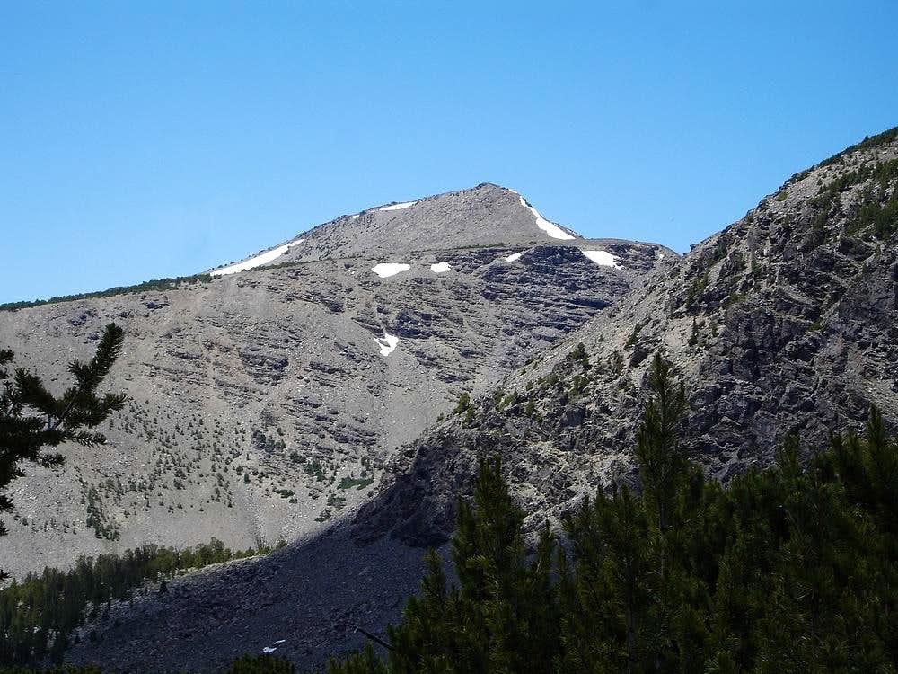 Big Eightmile Peak