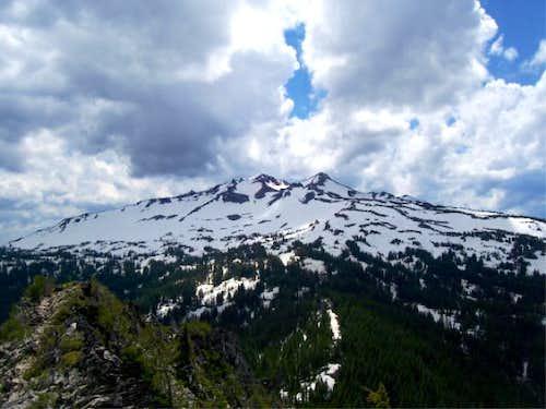 Diamond Peak/Oregon cascades.
