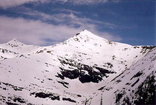 W. and E. St. Marys Peaks