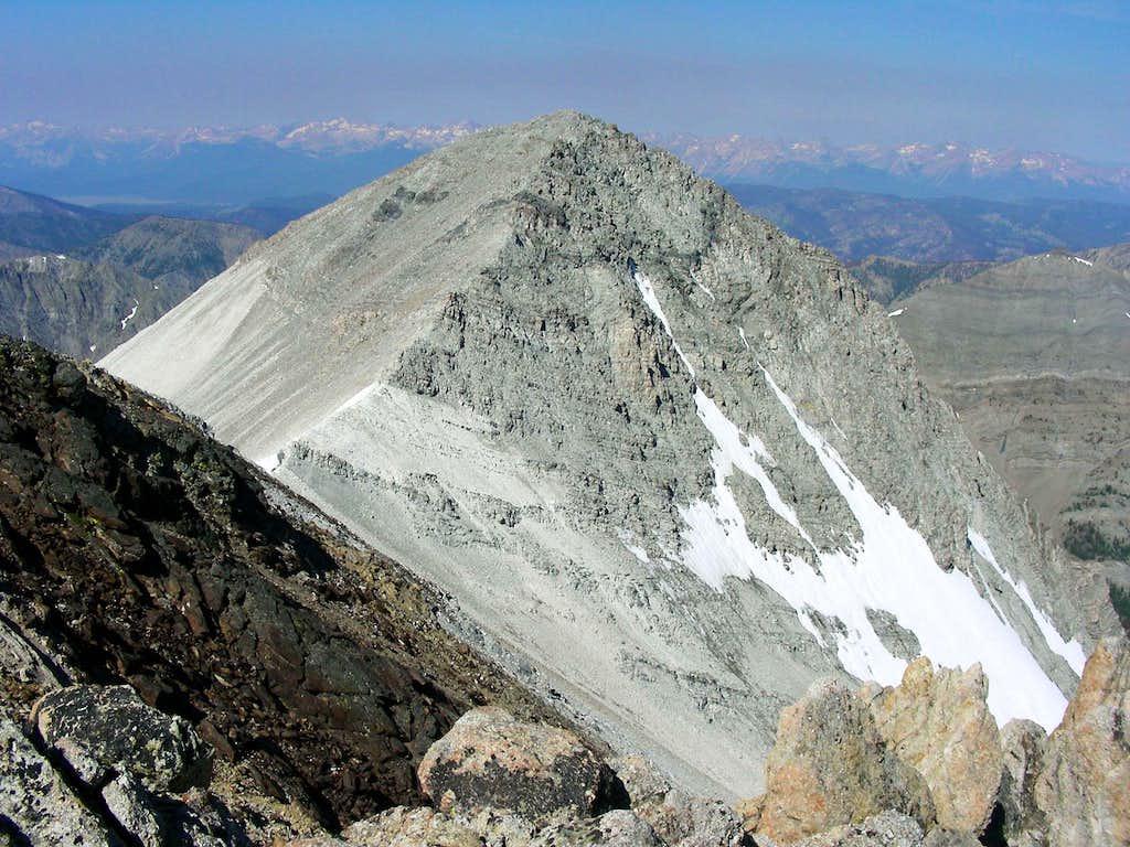 Caulkens West Summit