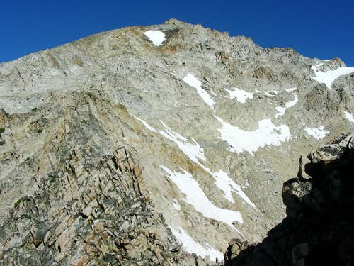 Caulkens East Face