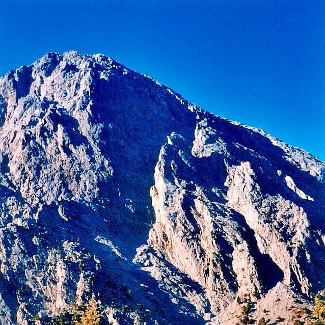 Mount Gingilos (2080 m) from...