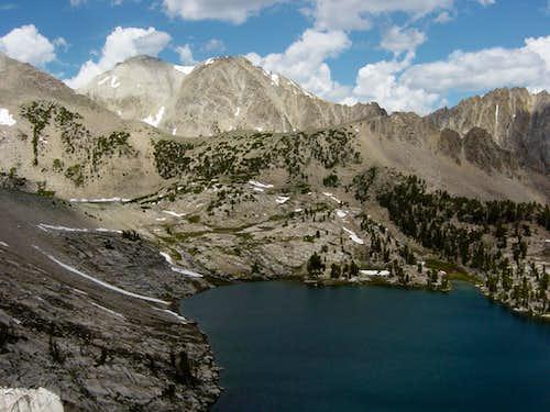 Caulkens Peak