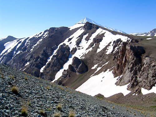 The Lehra Peaks