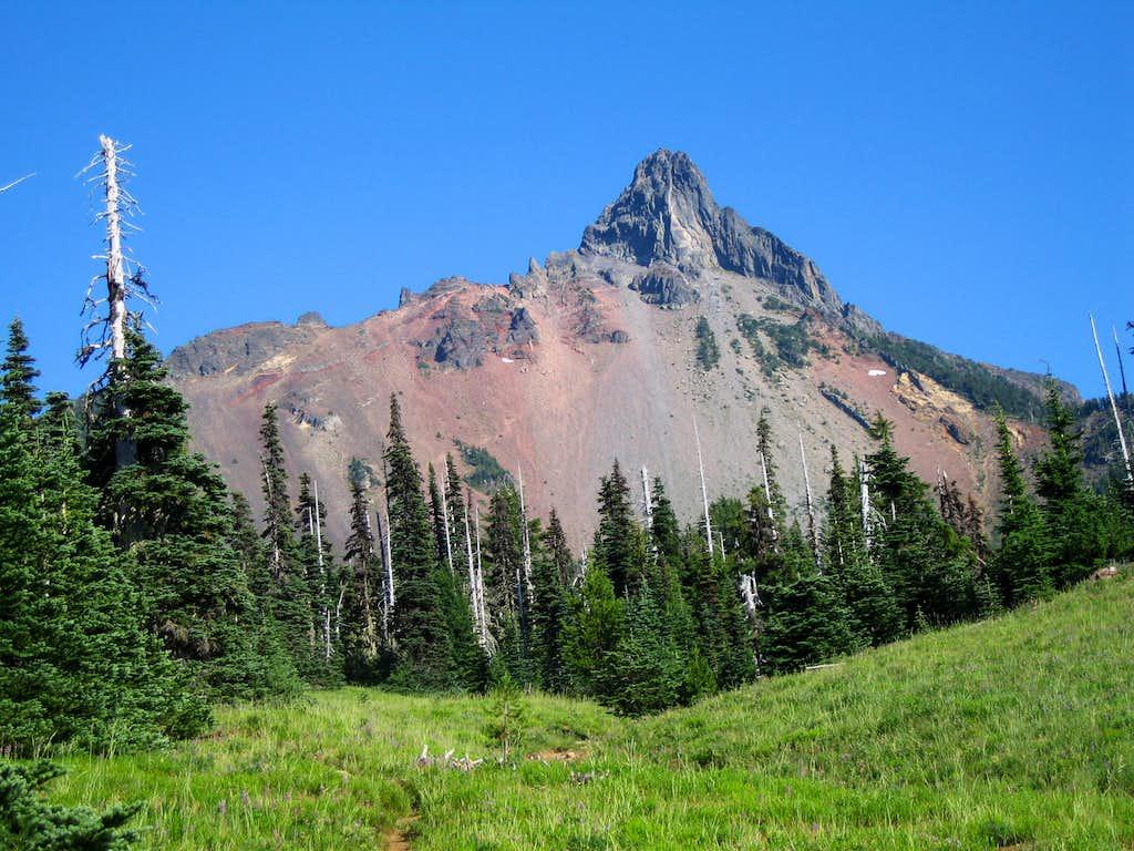 West Face of Mt. Washington