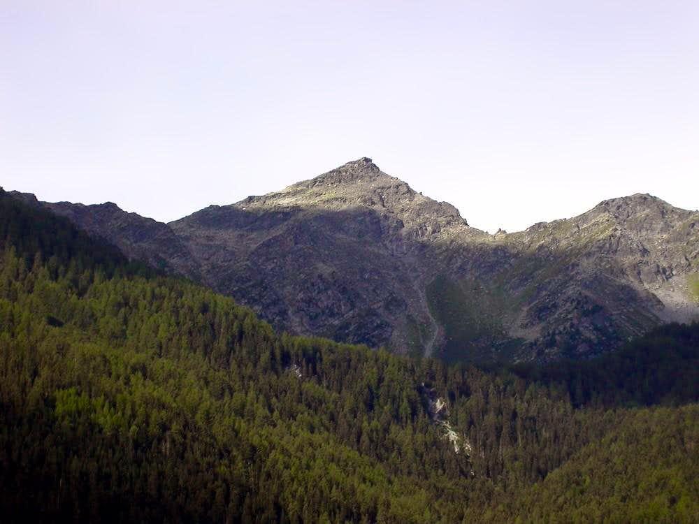 Il Monte Pouignenta