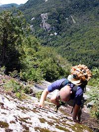 Hunters Slide - Midpoint