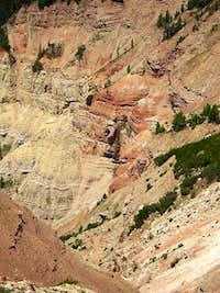 Bletterbach canyon