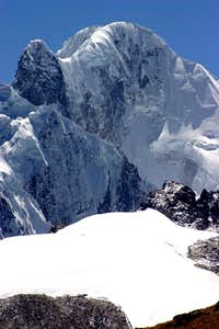 South Face of Siula Grande