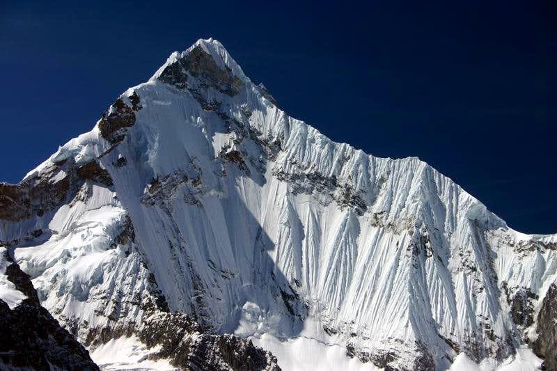 Yerupaja Sur, Cordillera Huayhuash