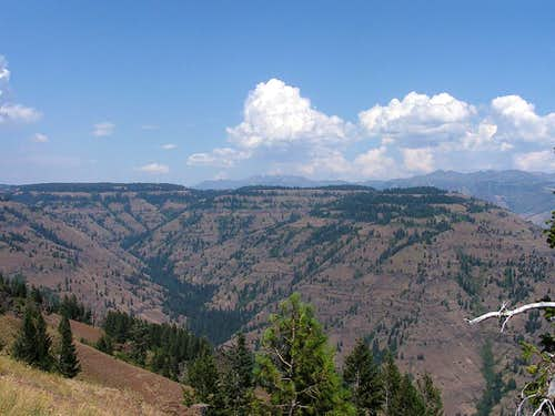 Seven Devils and Hells Canyon