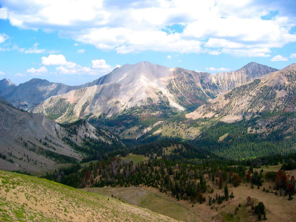 D.O. Lee Peak from