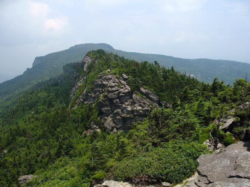 Attic Window Peak (5949')