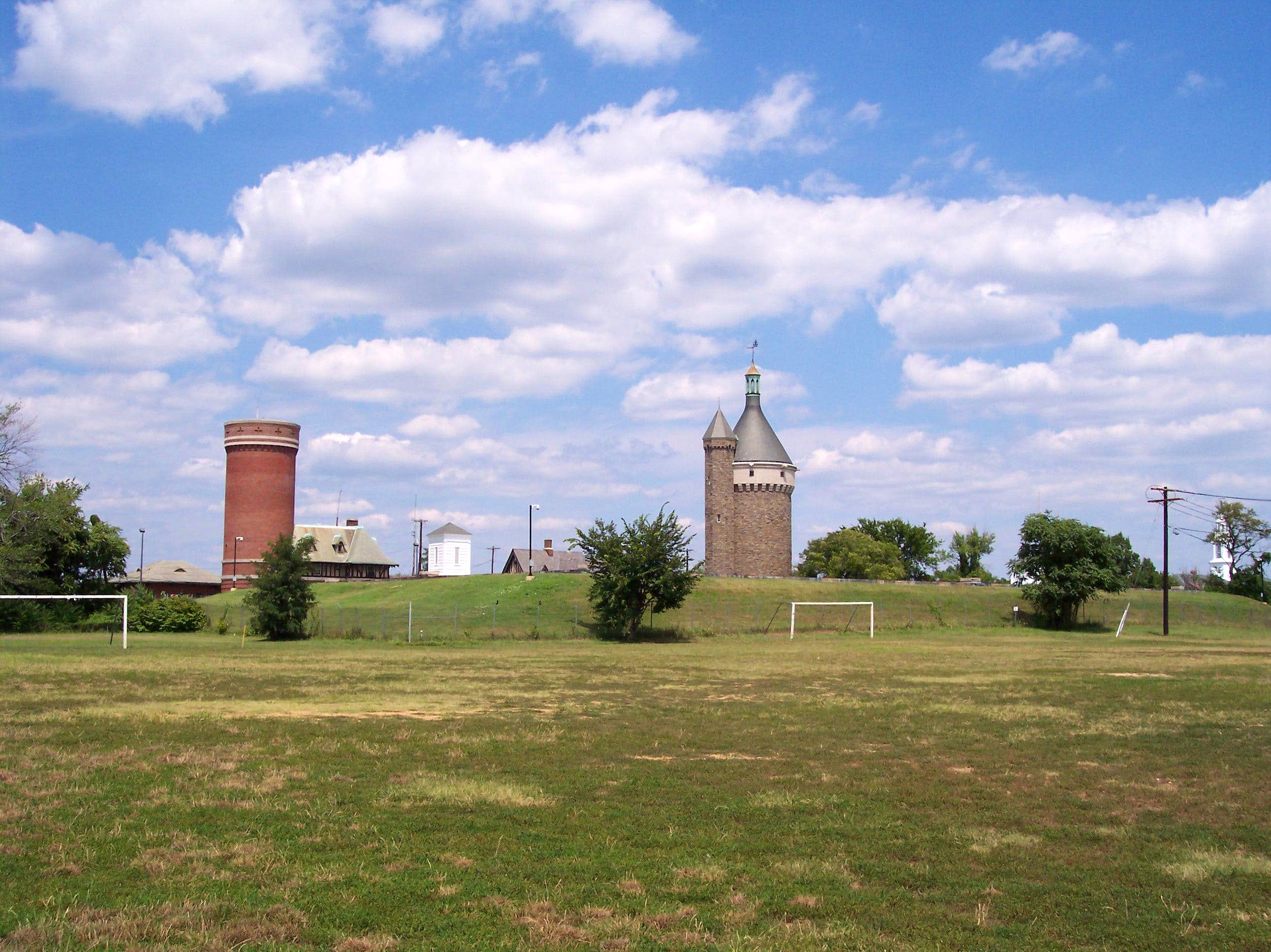"Fort Reno (""Point Reno"") - DC"