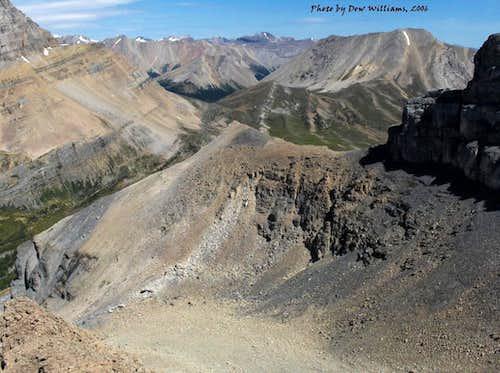 Redoubt Mountain Climb