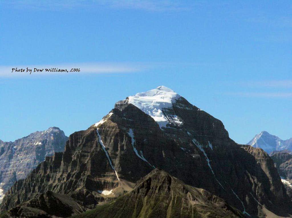 Mount Temple-East Ridge