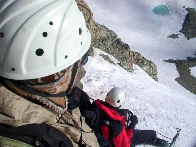 North Face Couloir