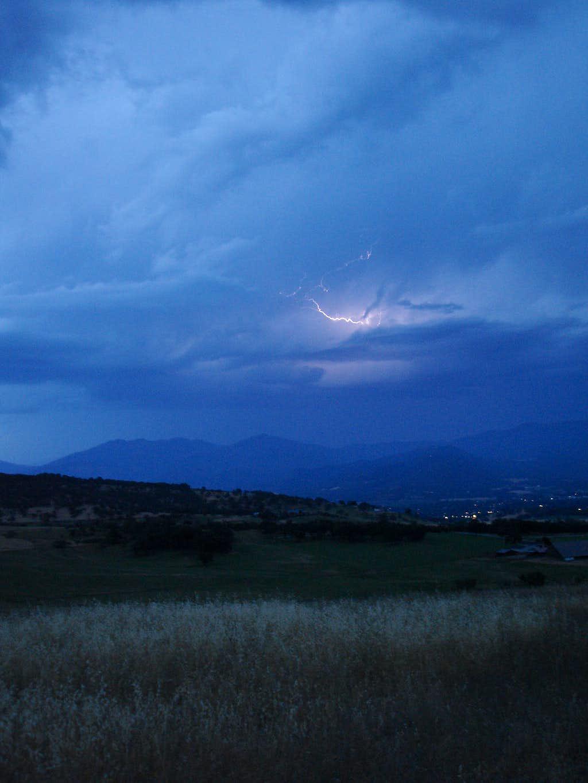 Siskiyou lightning