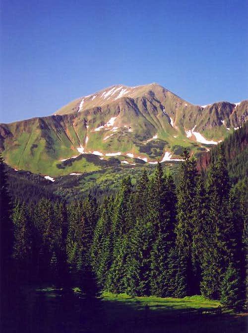 Bystra(2248) - Western Tatras