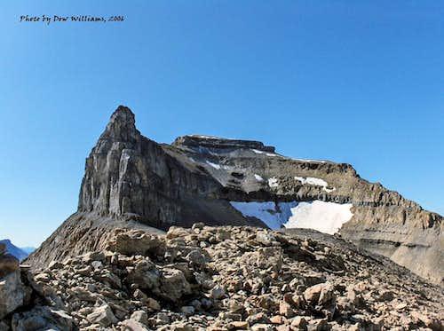 Redoubt Mountain