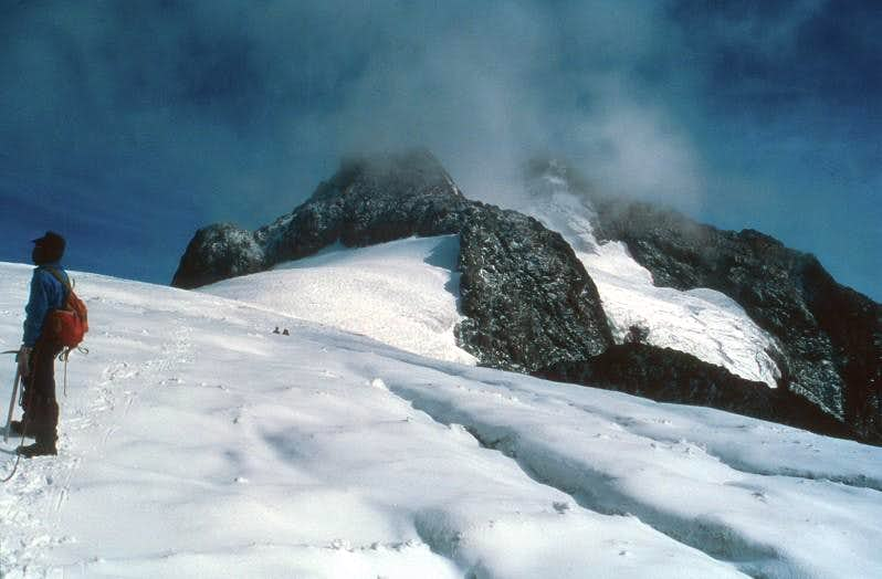 Alexandra Peak, South-East Ridge