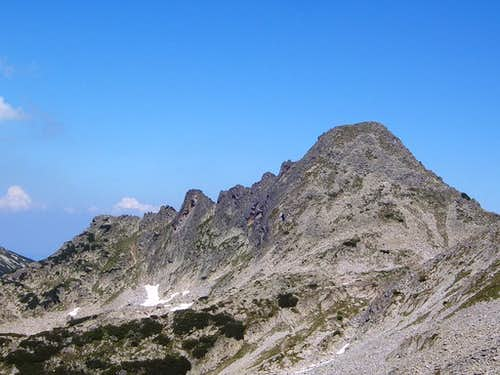 Djengal peak