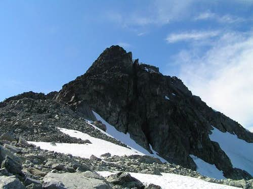 Summit of Face Mountain