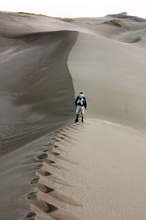 High Dune Hike
