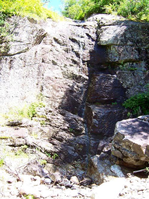 Hunters Slide - Waterfall