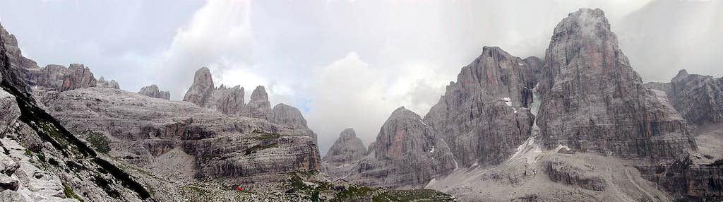 the Val Brenta