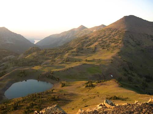 View from Dollar Ridge