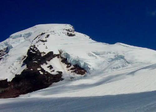 Mt Baker & Roman Headwall...