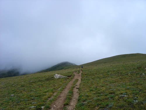 South Mt Elbert Trail