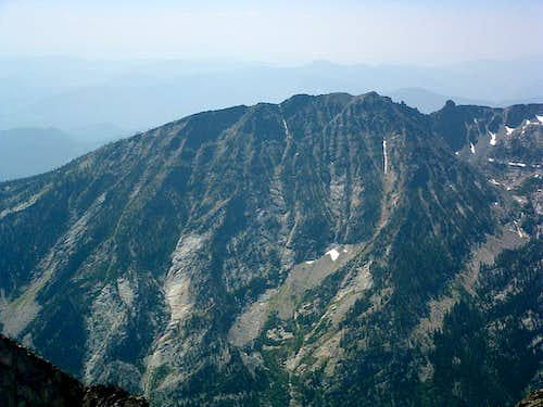 Boulder Peak from Trapper
