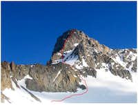 The Swiss Arete