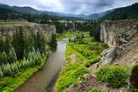 Lake Fork Gunnison River