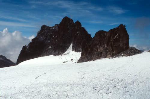Savoia Peak, Mt. Stanley