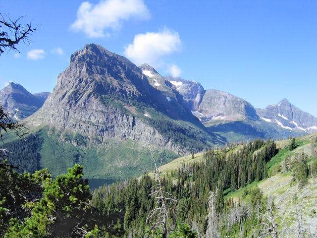 Sinopah Mountain