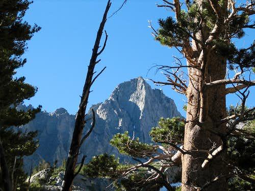Thumb from Brainard Lake trail