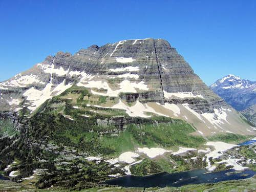Bearhat Mountain.