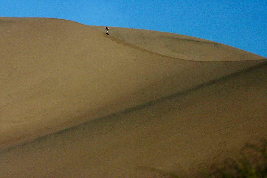Headed to High Dune