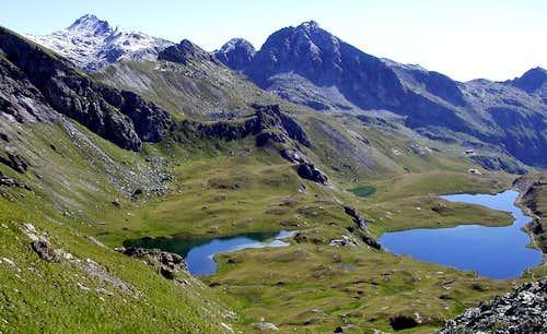 I laghi della Battaglia