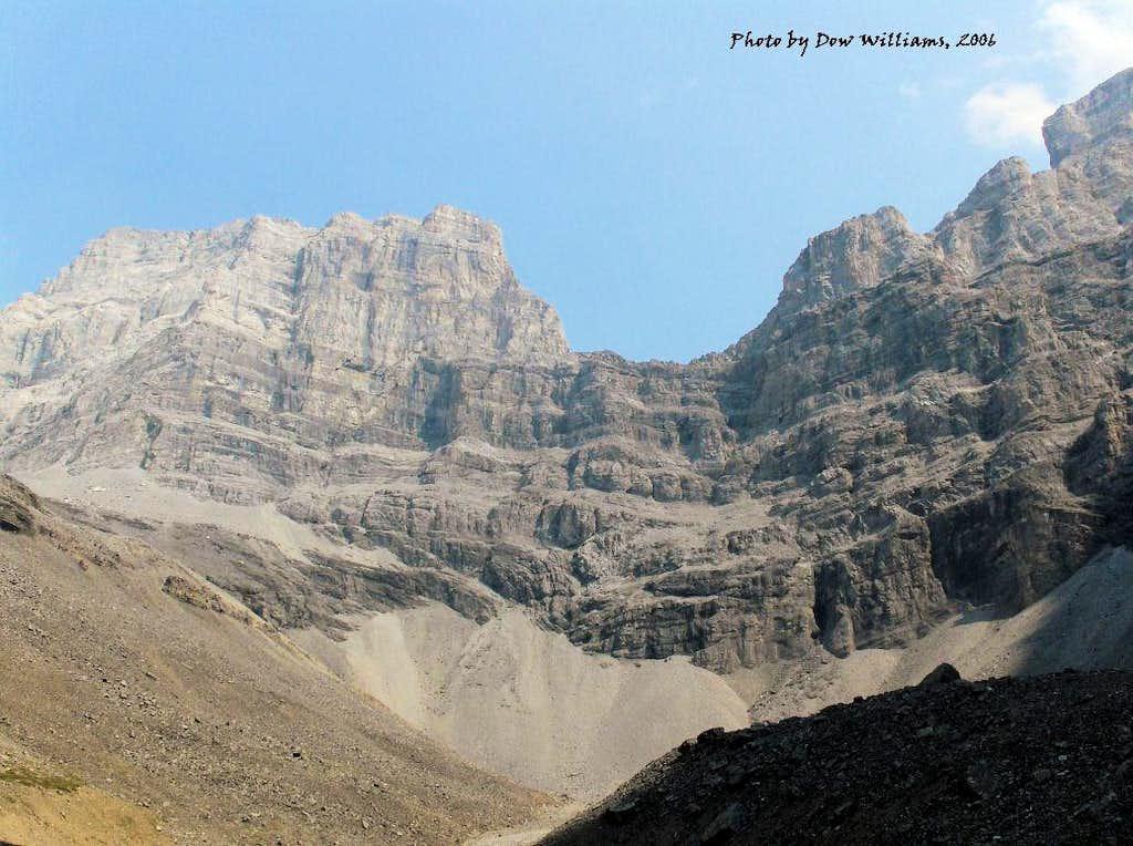 Mount Lougheed Traverse, III, 5.5