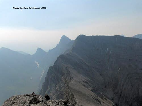 Mount Lougheed Traverse