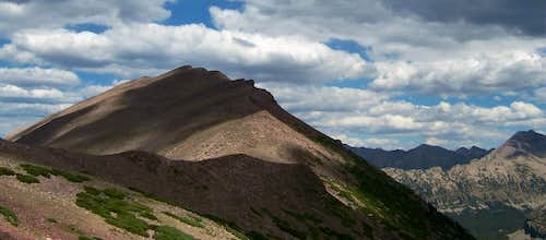 A-1 Peak viewed from...