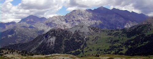 Roc del Bouchet ridge