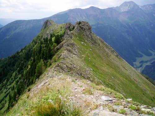 Between Auernig and Torlkopf