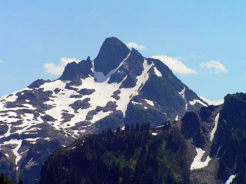 Goat Mtn from Yellow Aster Butte Trail
