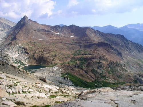 Mineral Peak 7-22-04
